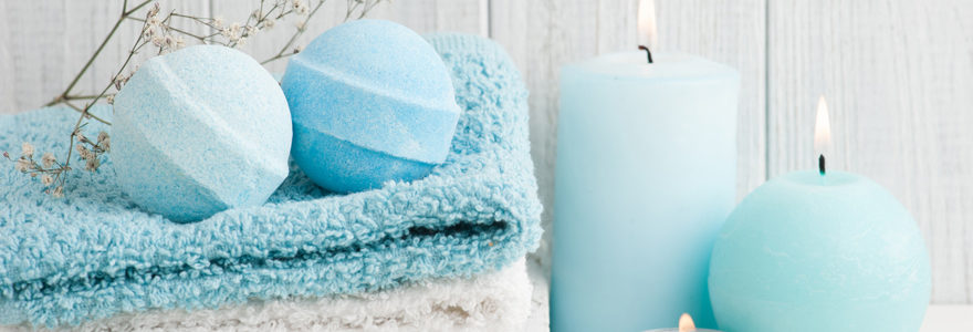 Boules de bains en ligne